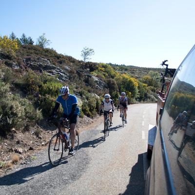 Guided cyclng tours in Spain