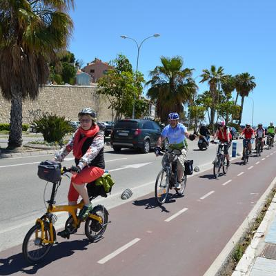 E-Bike Tours in Malaga