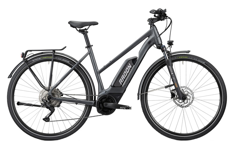 E-Bike hire in Malaga Costa del Sol – bikes with Bosch Motor
