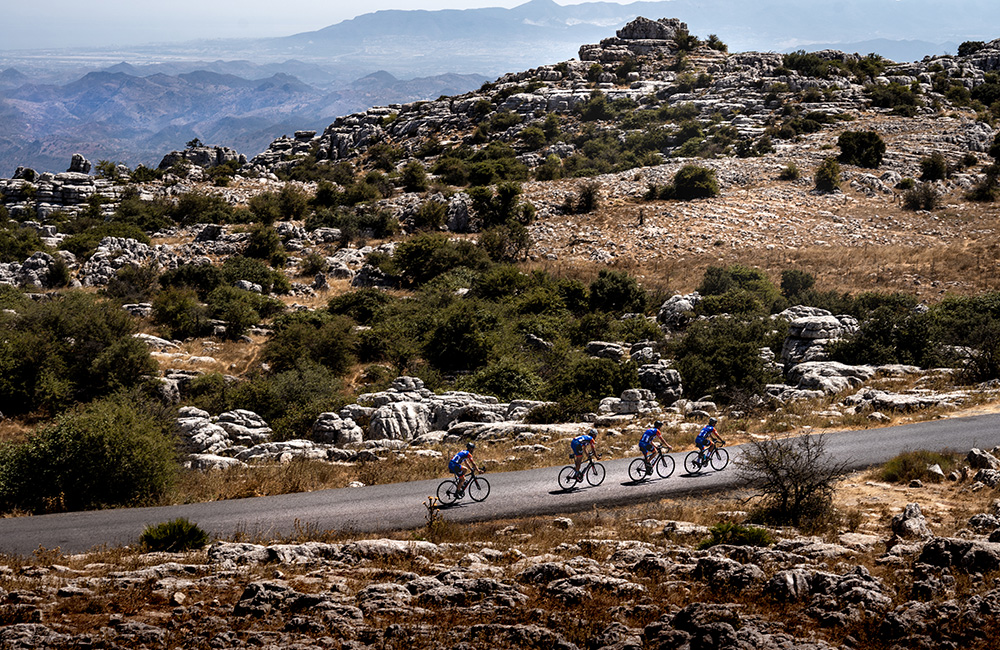 Cycling routes for road bike in Malaga – Top 10 mountain passes
